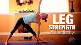 Leg Strength & Flexibility Yoga Class - Five Parks Yoga