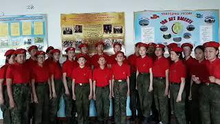 МБОУ Кара Хаакская СОШ поздравляют С. К. Шойгу Кызылский район