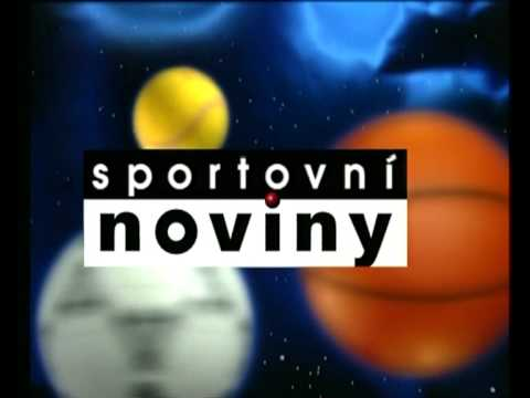 HQ - TV NOVA - Sportovni noviny (1995-1997)
