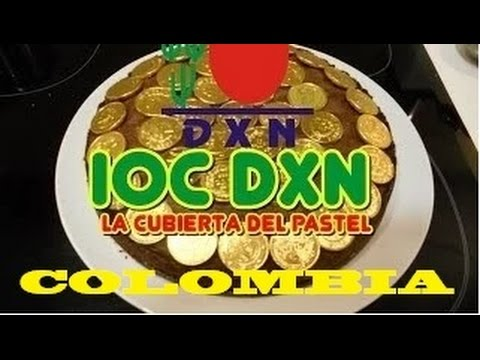 DXN COLOMBIA 2016 PLAN IOC ICING ON THE CAKE COLOMBIA EVENTO PROMOCIONAL EXCLUSIVO LIDERES # 1