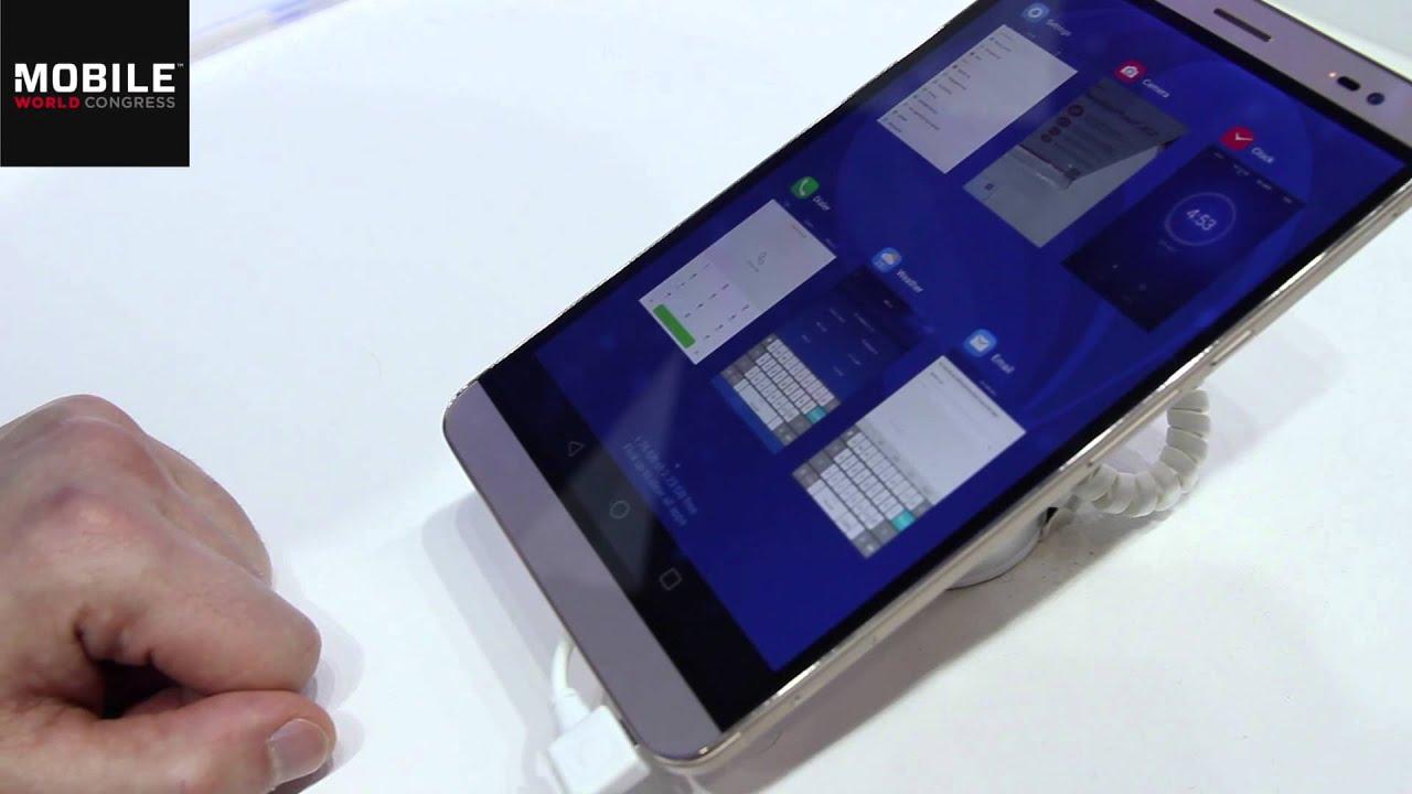 MWC 2015: Huawei MediaPad X2