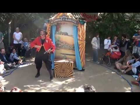 Circo de Horrores e Maravilhas - Oigalê