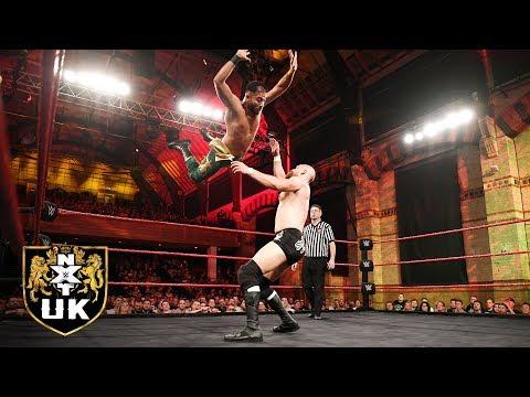 Zack Gibson vs. Amir Jordan: NXT UK, Nov. 7, 2018