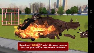Fire Rescue 911 Simulator 3D one of the best games