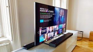 The Best 4K OLED Wallpaper TVs 2019!