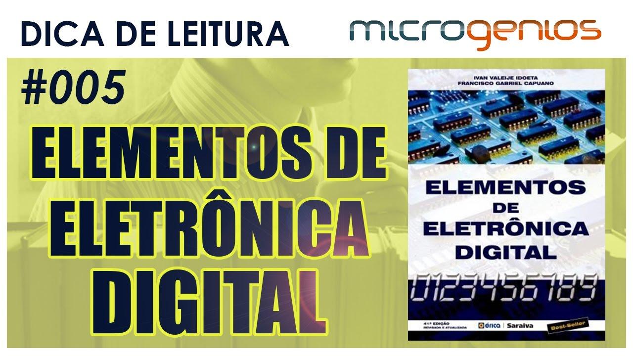 Elementos De Eletronica Digital Idoeta E Capuano Pdf