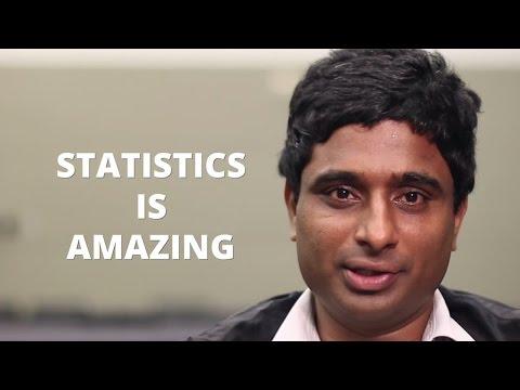 LinkedIn Data Scientist Talks Statistics