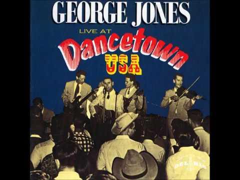 George Jones - Accidently On Purpose - LIVE