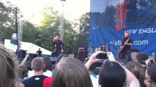 Thousand Foot Krutch - Welcome to the Masquerade Live @ Fallquest 2010 Six Flags