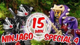 ⭕ LEGO Ninjago deuтsch - Auf der Jagd nach den goldenen Waffen SPECIAL - Pandido TV