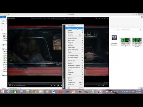 How To Change Languages In A Dual Audio Movie On KMPlayer