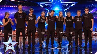 Jump Revolution take skipping to the NEXT LEVEL | Auditions | BGMT 2019
