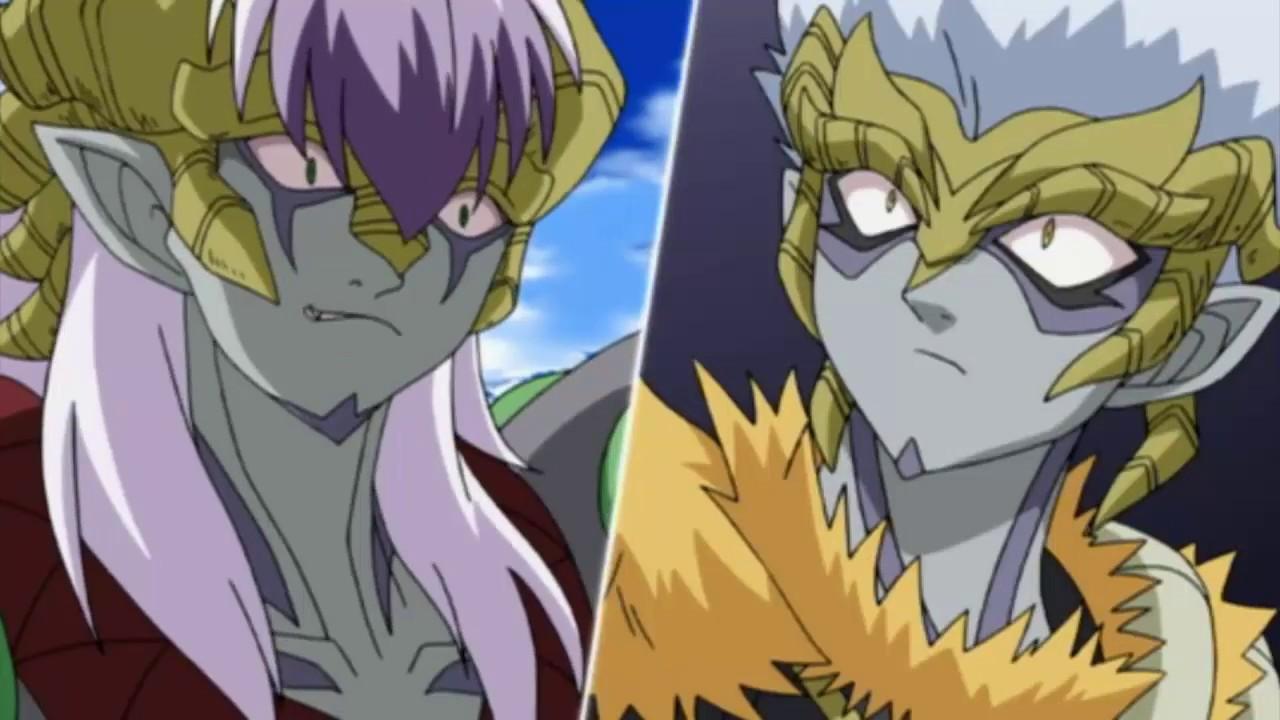 Download Bakugan Gundalian Invaders - Linehalt uses forbidden power against Barodius (Episode 25)