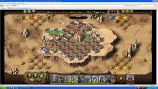 Видео обзор бесплатной браузерной RPG стратегии My Lands - первой онлайн игры ММО с выводом денег