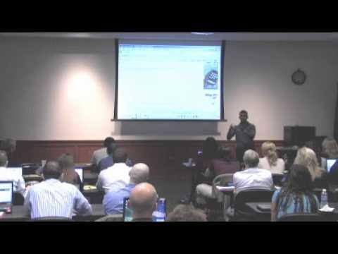 Red Card Cancer Presentation (Jared Ferreira, Paul Payne, Paul Huckett & Michael Hibler)