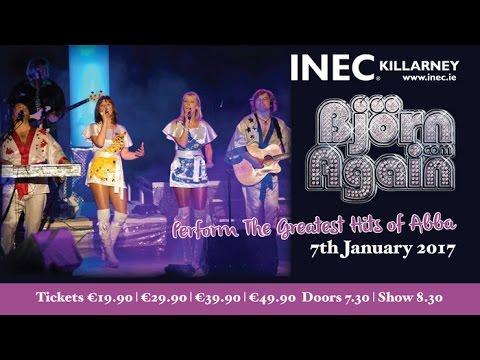 BJORN AGAIN perform at the INEC Killarney January 7th 2017
