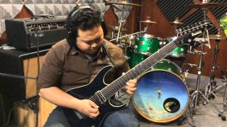 Morning star - Vinnie Moore Cover By AJ.GOLF