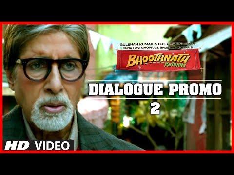 Bhoot Bhi Election Mein Khada Ho Raha Hai | Bhoothnath Returns | Amitabh Bachchan, Parth Bhalerao