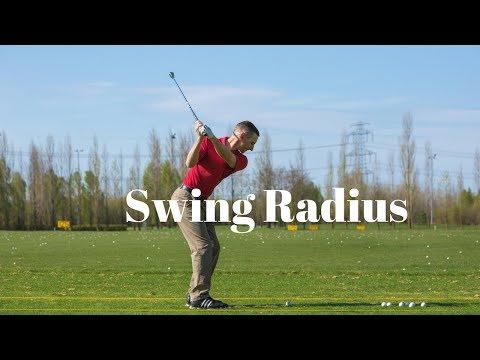 Lesson 16  Swing Radius