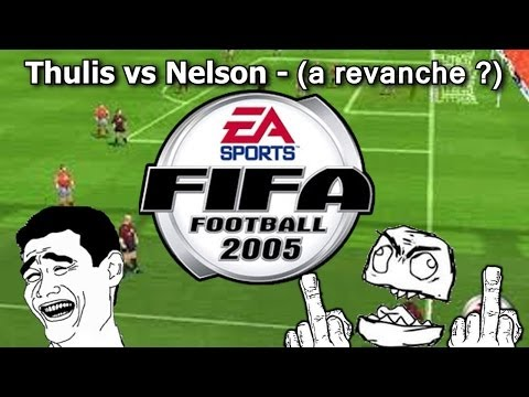 Gameplay Fifa Soccer 2005 PS1 - Manchester United vs Chelsea - (a revanche?)