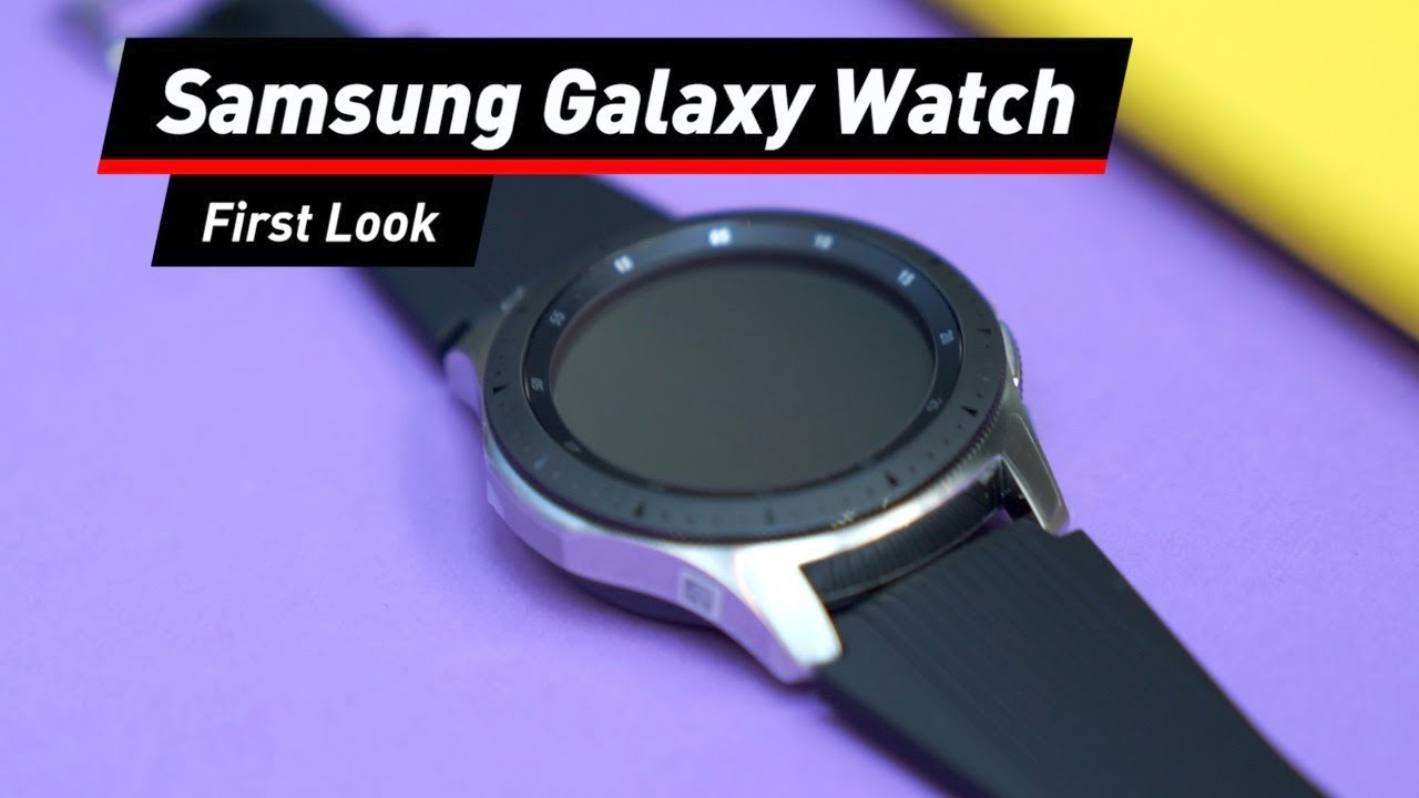 Neue Samsung Watch