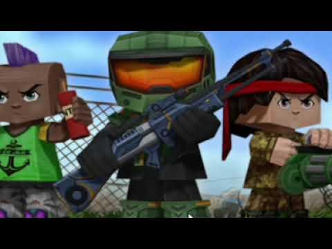 Зомби Кубезумие 3D FPS часть 1 360 градусов