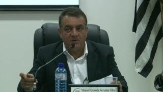 SESSÃO ESPECIAL PARA RENOVAÇÃO DA MESA DIRETORA