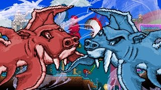 TWIN DUKE FISHRONS!! | Terraria: Epic Modpack SE2 | Part 117 | Expert Mode