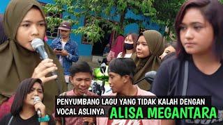 SUARA PENYUMBANG INI BIKIN VOCALIS ASLI ALISA TERCENGANG, dengan Suara Merdunya