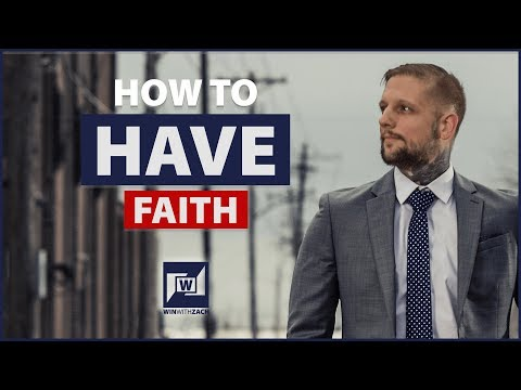 How To Have Faith During Dark Times