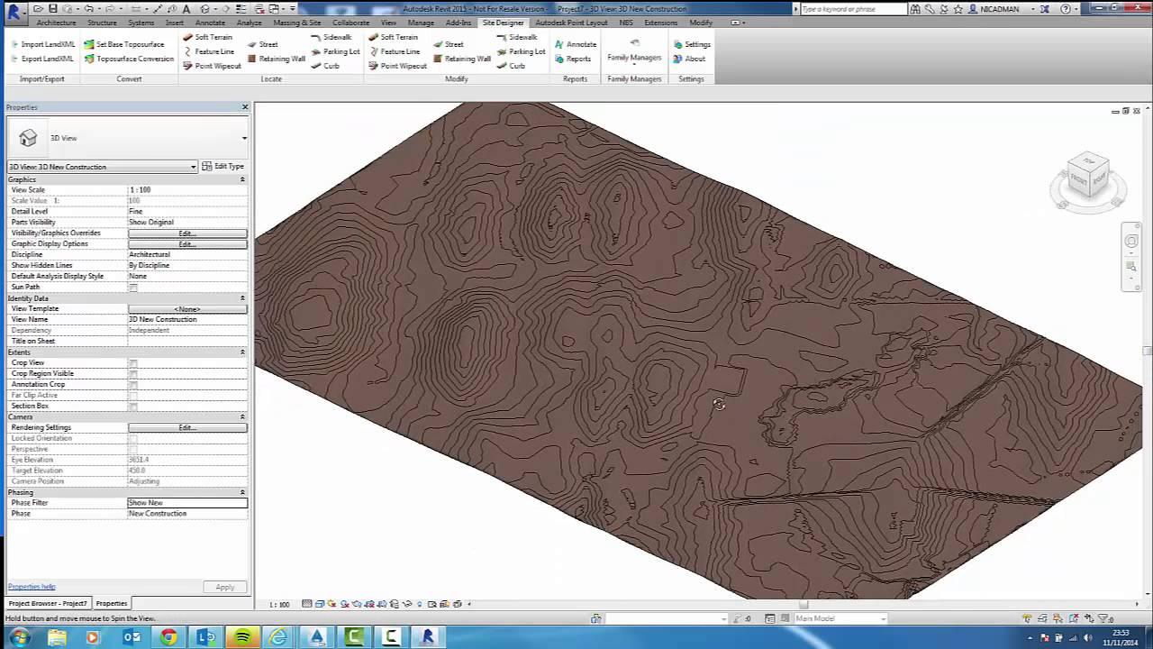 Download Autodesk Site Designer Extension For Revit 2015