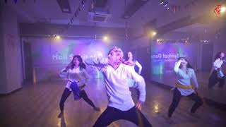 HOLI SPIRIT OF DANCE: Choreography by Roza Rana
