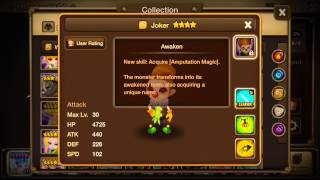 Summoners War - Top tier natural four star monsters for Arena
