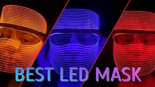 BEST LED FACE MASK