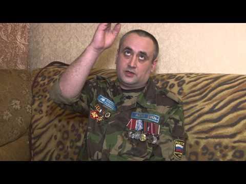 """2015 02 06 - Кавалер ордена """"Мужества"""". И.Быканов (Лобня)"""