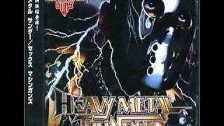 Sex Machineguns Album: Heavy Metal Thunder Año: 2005 Tema: Suspense...
