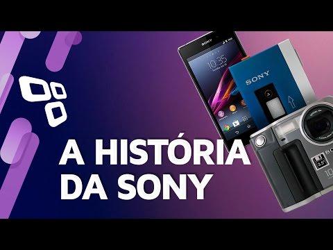 A história da Sony - TecMundo