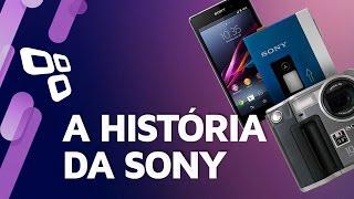 A história da Sony - TecMundo thumbnail