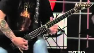 Dimmu Borgir - Silenoz e Galder (Guitar's Play)
