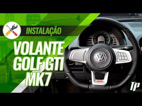 Instalação do Volante Golf GTI MK7 no Gol G4 2008 - Faça Você Mesmo - TUNING PARTS