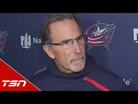 John Tortorella RIPPED into his team in another classic rant