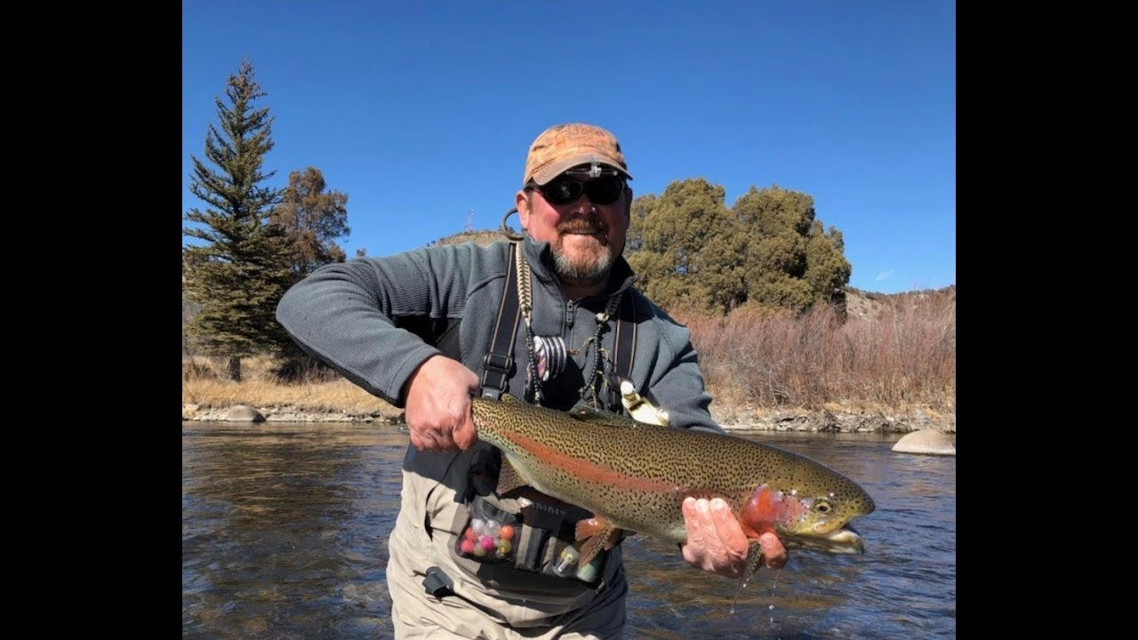 Eagle river fishing report march 1 2018 youtube for Eagle river fishing report