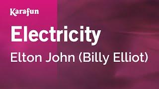Karaoke Electricity - Elton John *