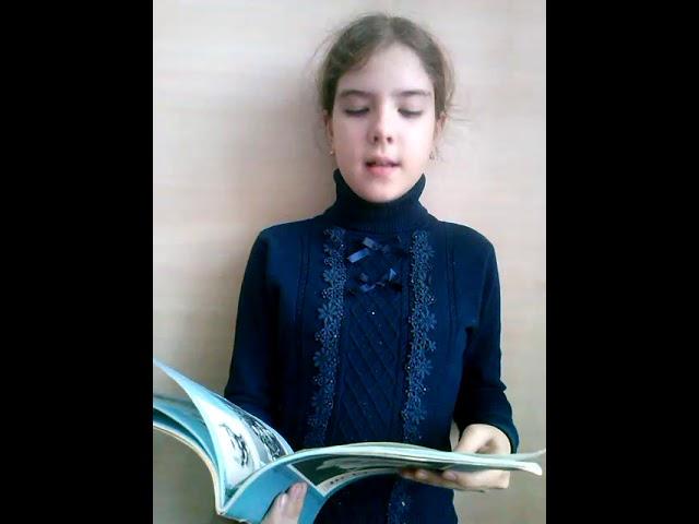 Изображение предпросмотра прочтения – ЕкатеринаБурак читает произведение «Воробей» И.С.Тургенева