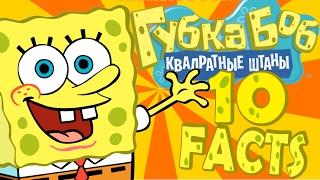 ГУБКА БОБ   10 удивительных фактов о мультсериале Губка Боб Квадратные Штаны   Movie Mouse