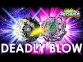 THE DEADLY BLOW! KILLER  DEATHSCYTHER Vs TORNADO WYVERN (ALMOST DIED)