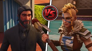 [ Fortnite | Court-métrage ] John Wick et le choc temporel ! #7