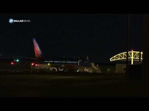 Southwest flight bound for Love Field makes emergency landing at DFW