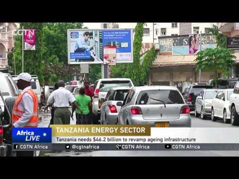 Tanzania needs $46.2 billion to revamp ageing infrastructure