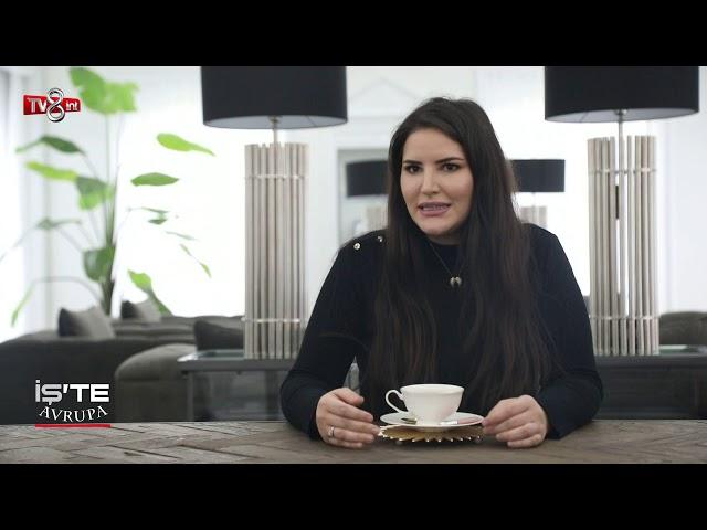 Tv8 İnt İş'te Avrupa Programı / DMT BEAUTY